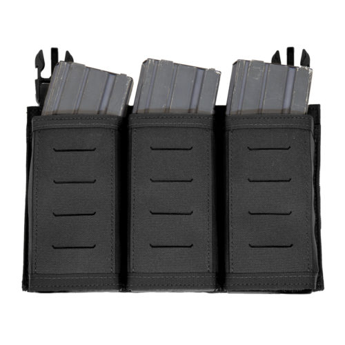 UK Tactical - Warrior Assault Systems Laser Cut Triple Snap Mag Pouch